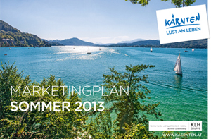 Marketingplan Sommer 2013