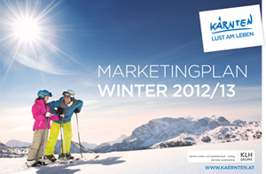 Marketingplan Winter 2012/13