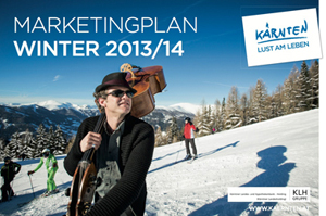 Marketingplan Winter 2013/14